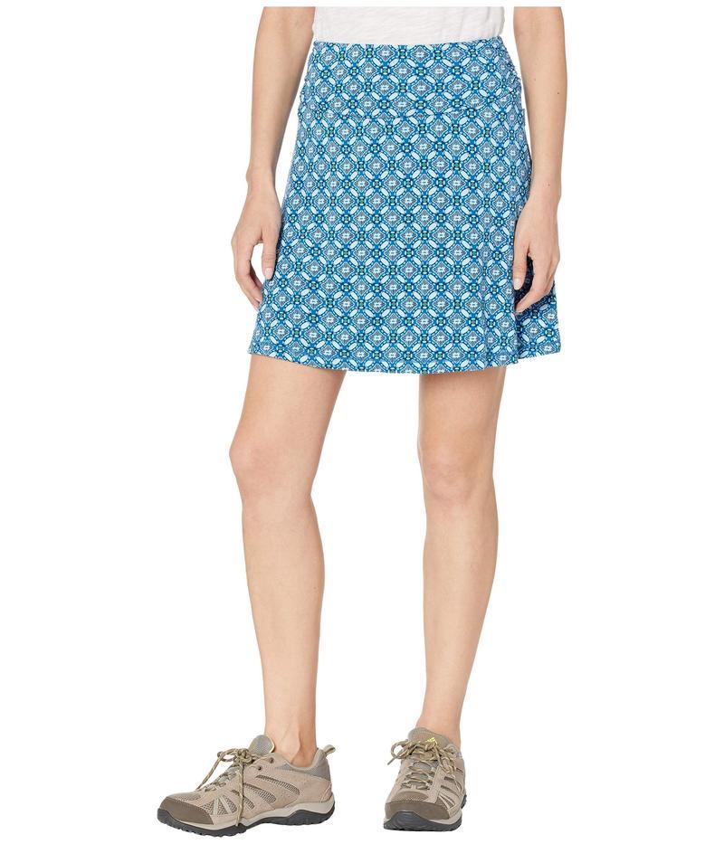 ホワイトシエラ レディース スカート ボトムス Tangier Odor Free Printed Skirt Blue Sea
