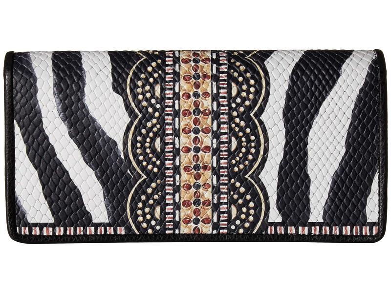 ブライトン レディース 財布 アクセサリー Africa Stories Rockmore Wallet Black/Multi