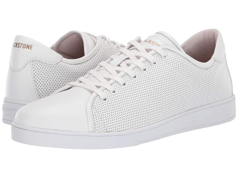 送料無料 サイズ交換無料 ブラックストーン メンズ シューズ 商品追加値下げ在庫復活 新品■送料無料■ スニーカー White Low Perf - Sneaker RM40