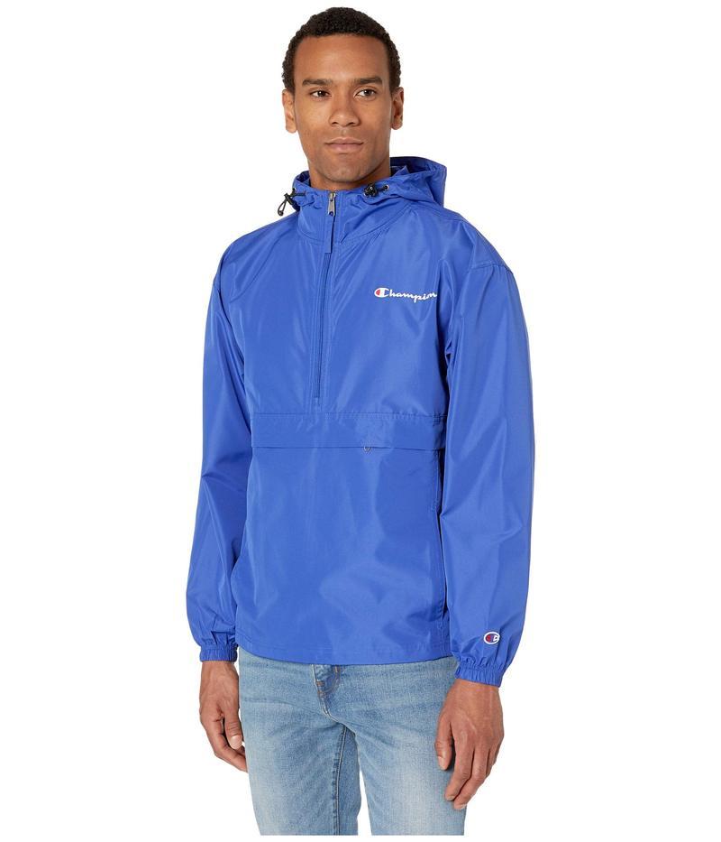 チャンピオン メンズ コート アウター Packable Jacket Surf the Web
