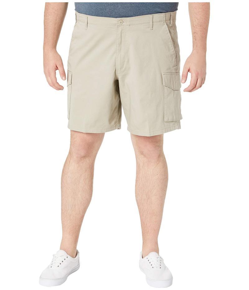 ドッカーズ メンズ ハーフパンツ・ショーツ ボトムス Big & Tall Cargo Shorts Safari Beige
