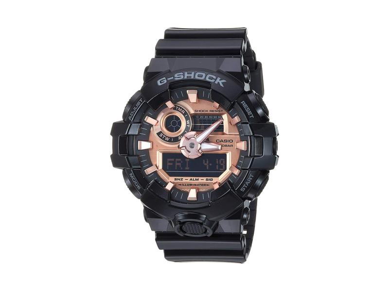 ジーショック メンズ 腕時計 アクセサリー GA700MMC-1A Black