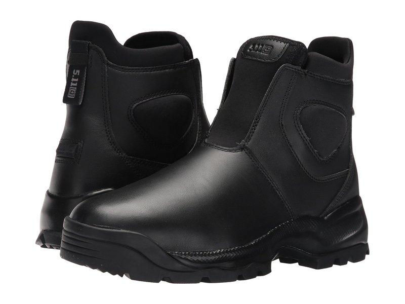5.11 タクティカル メンズ ブーツ・レインブーツ シューズ Company Boot 2.0 Black