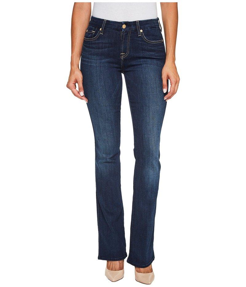 セブンフォーオールマンカインド レディース デニムパンツ ボトムス Kimmie Bootcut Jeans in Dark Moonlight Bay Dark Moonlight Bay