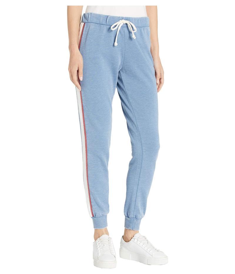 オルタナティヴ レディース カジュアルパンツ ボトムス Americana Side Stripe Pants Blue Crush