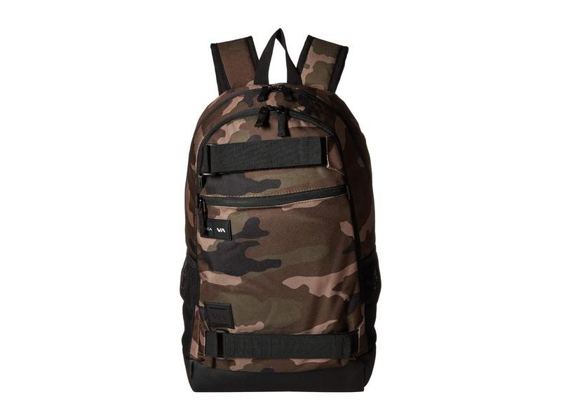 ルーカ メンズ バックパック・リュックサック バッグ Curb Backpack Camo
