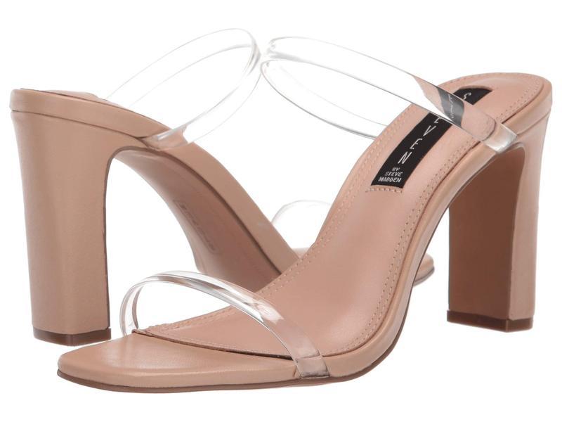 スティーブン レディース ヒール シューズ Jersey Heeled Sandal Blush Multi