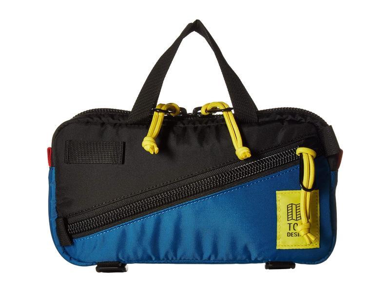 トポ・デザイン メンズ バックパック・リュックサック バッグ Mini Quick Pack Royal/Black