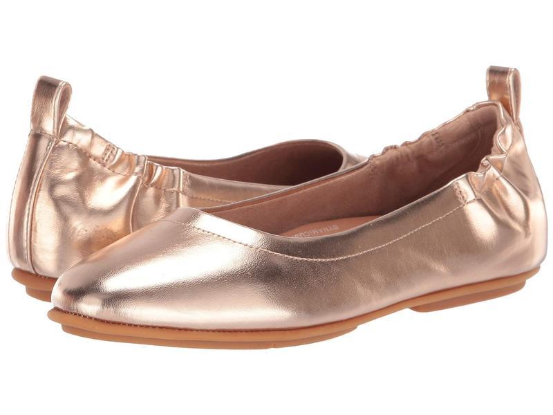 フィットフロップ レディース サンダル シューズ Allegro Rose Gold Metallic
