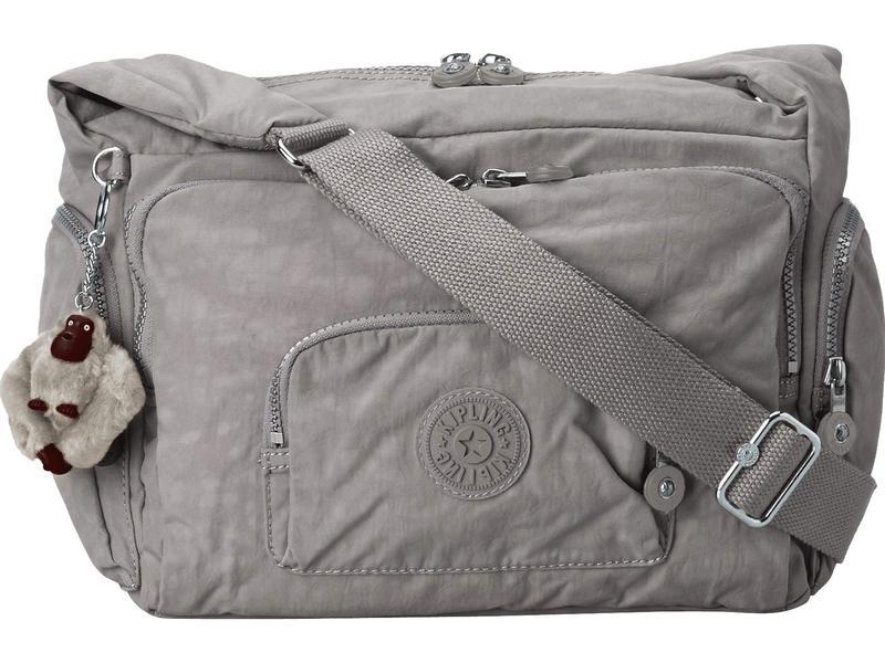 キプリング レディース ハンドバッグ バッグ Erica Cross Body Bag Slate Grey 1