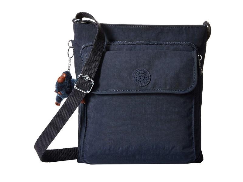 キプリング レディース ハンドバッグ バッグ Machida Crossbody Bag True Blue