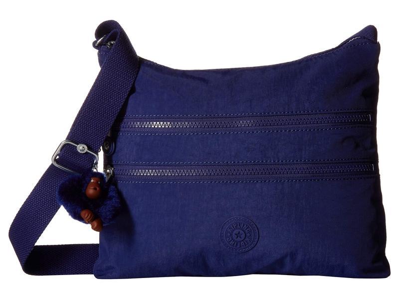 キプリング レディース ハンドバッグ バッグ Alvar Crossbody Bag Cobalt Dream