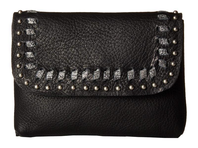 レザロック レディース ハンドバッグ バッグ Faye Convertible Belt Bag/Crossbody Black