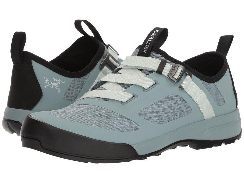 アークテリクス レディース スニーカー シューズ Arakys Approach Shoe Freezing Fog/Dewdrop
