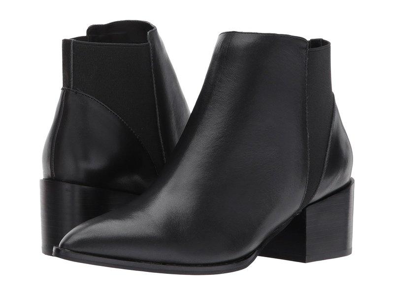 チャイニーズランドリー レディース ブーツ・レインブーツ シューズ Finn Bootie Black Leather