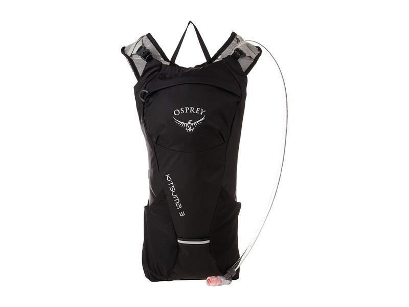 オスプレー レディース バックパック・リュックサック バッグ Kitsuma 3 Black