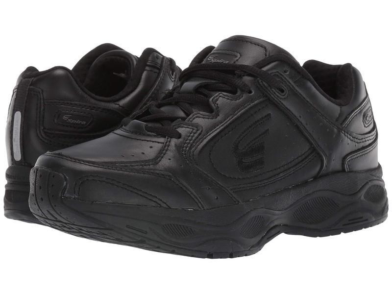 スピラ レディース スニーカー シューズ Classic Walker 2 Black/Black
