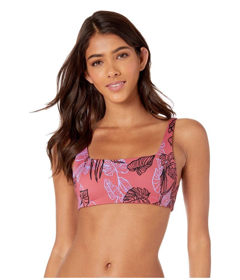 ルーカ レディース トップのみ 水着 Tropic Punch Two-Way Bikini Top Bordeaux