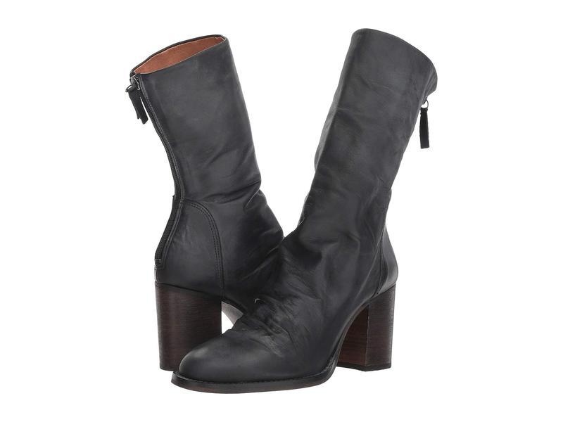 フリーピープル レディース ブーツ・レインブーツ シューズ Elle Block Heel Boot Black