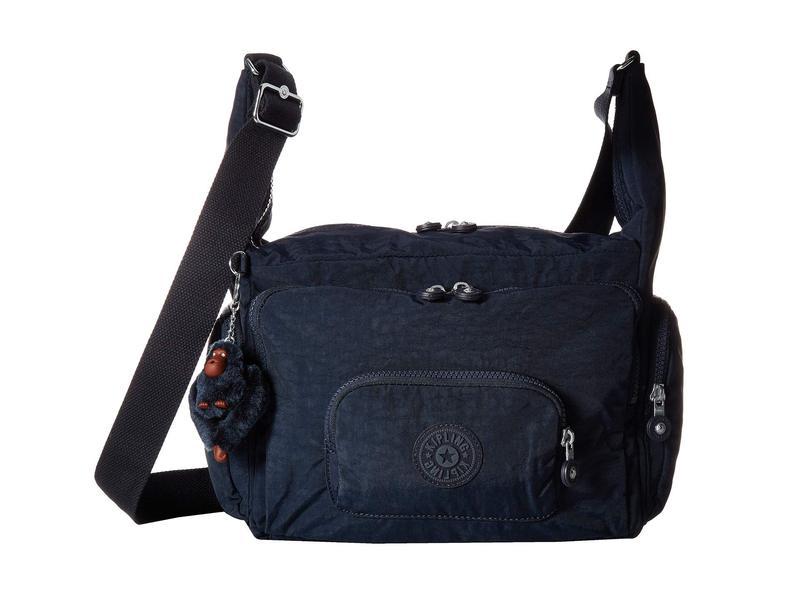 キプリング レディース ハンドバッグ バッグ Erica Cross Body Bag True Blue 1
