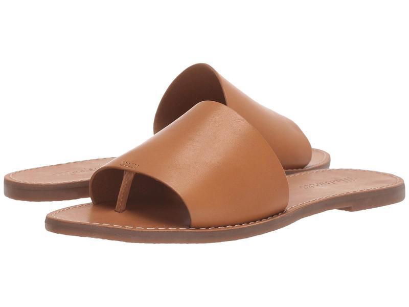 メイドウェル レディース サンダル シューズ Boardwalk Post Slide Sandal Desert Camel
