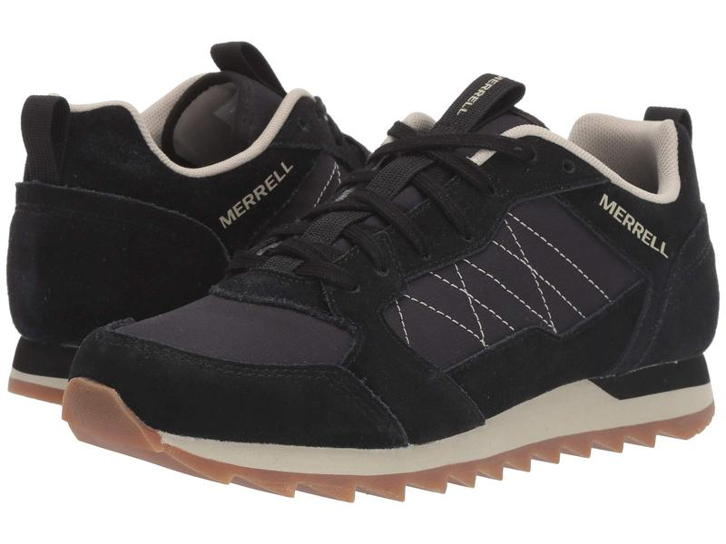 メレル レディース スニーカー シューズ Alpine Sneaker Black