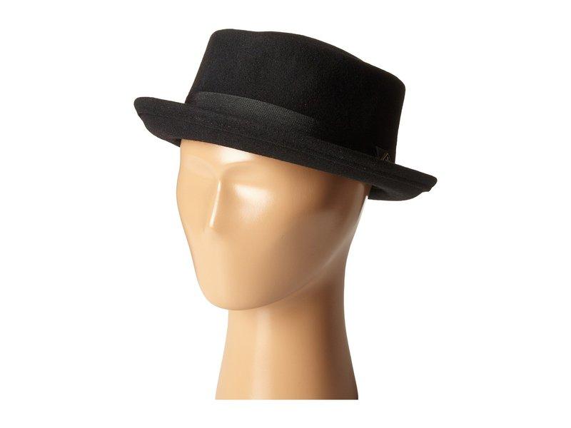 グーリンブラザーズ メンズ 帽子 アクセサリー Mad Dog Black