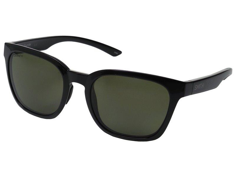 スミスオプティックス メンズ サングラス・アイウェア アクセサリー Founder Black/Polarized Gray/Green