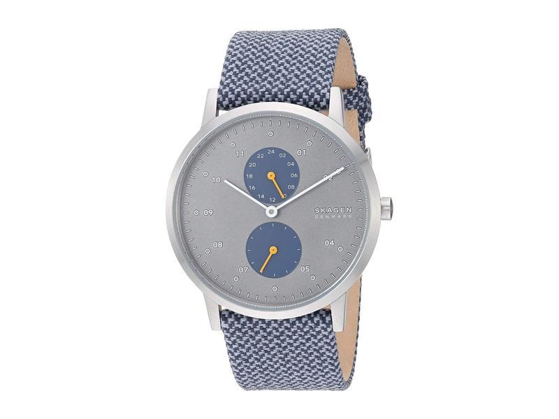 スカーゲン メンズ 腕時計 アクセサリー Kristoffer Multifunction - SKW6524 Grey
