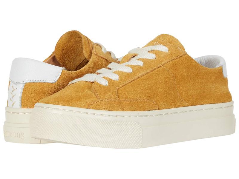 ソルドス レディース スニーカー シューズ Ibiza Platform Sneaker Marigold