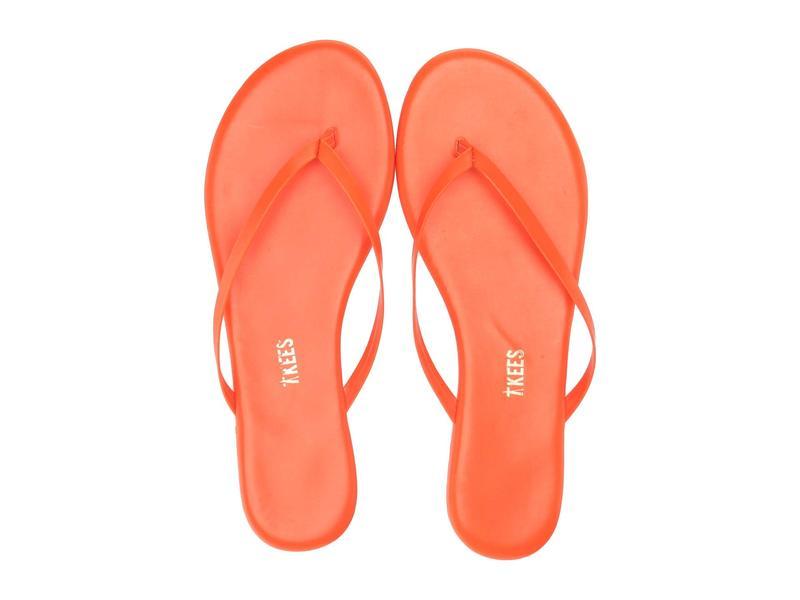 ティキーズ レディース サンダル シューズ Neons Orange