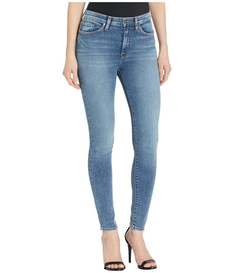 ハドソンジーンズ レディース デニムパンツ ボトムス Barbara High-Waisted Ankle Skinny Jeans in Recharge Recharge