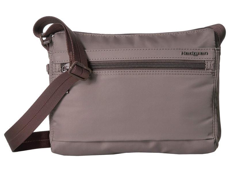 ヘドグレン レディース ハンドバッグ バッグ Eye RFID Shoulder Bag Sepia/Brown
