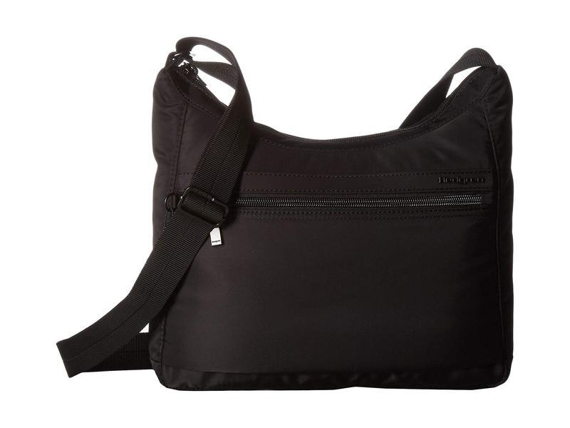 ヘドグレン レディース ハンドバッグ バッグ Harper's Small RFID Shoulder Bag Black