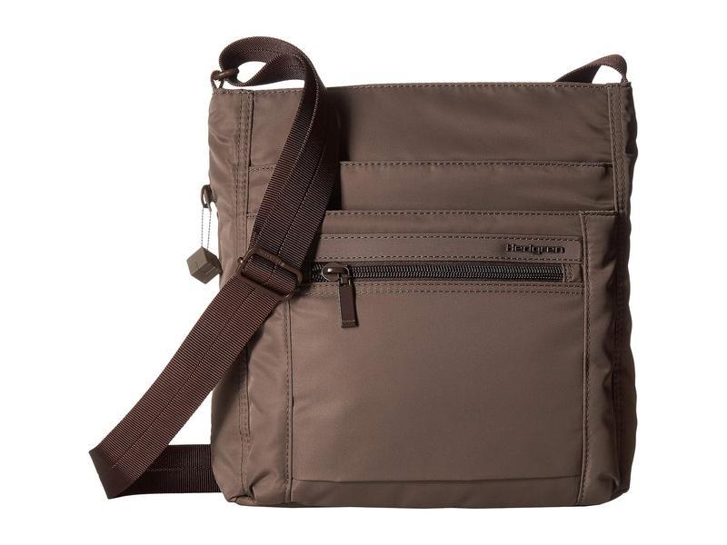 ヘドグレン レディース ハンドバッグ バッグ Orva RFID Shoulder Bag Sepia/Brown