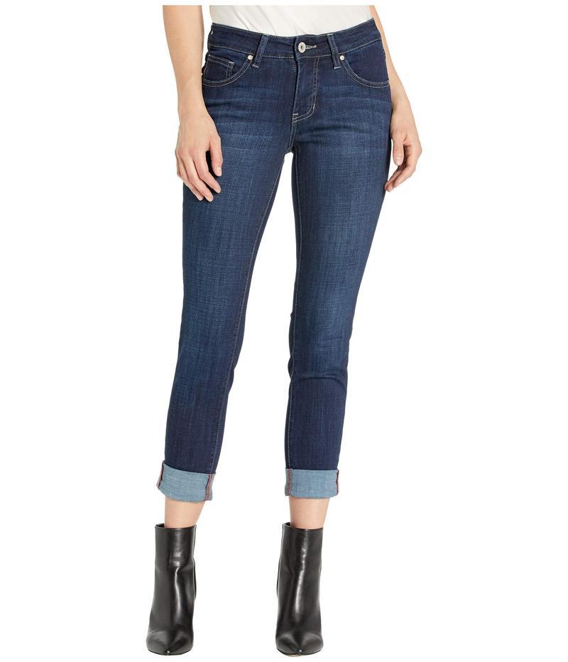 ジャグジーンズ レディース デニムパンツ ボトムス Carter Girlfriend Jeans in Night Breeze Night Breeze