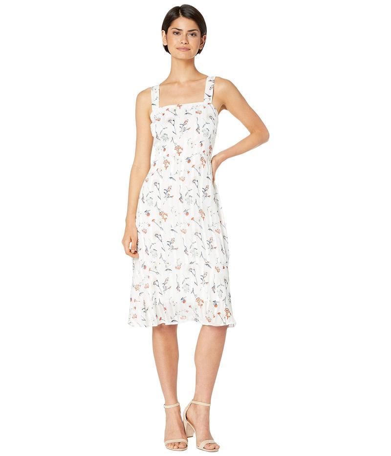 サムエデルマン レディース ワンピース トップス Ditsy Print Sheath Dress Ivory Multi