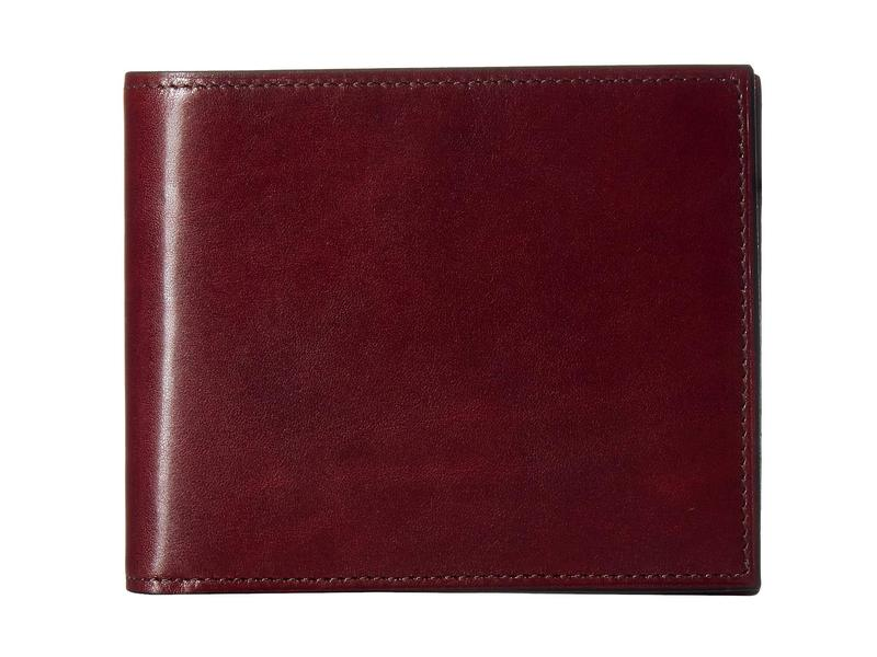 ボスカ メンズ 財布 アクセサリー Old Leather Euro RFID Executive Wallet w/ Coin Pocket Brown