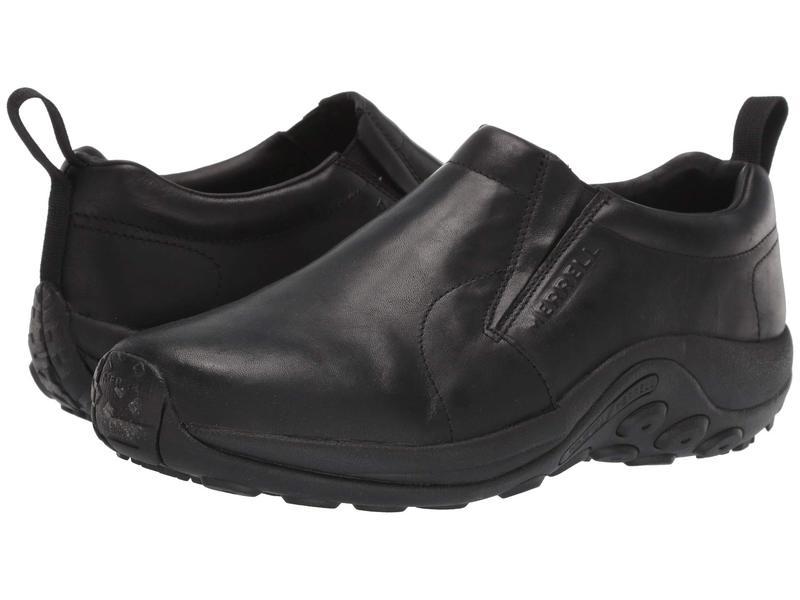 メレル メンズ スニーカー シューズ Jungle Moc Leather 2 Black