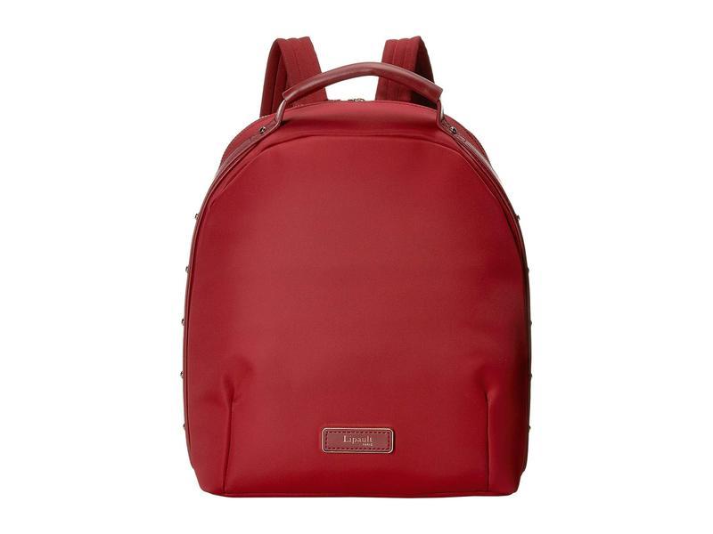 リパルトパリ レディース バックパック・リュックサック バッグ Business Avenue Backpack Small Garnet Red