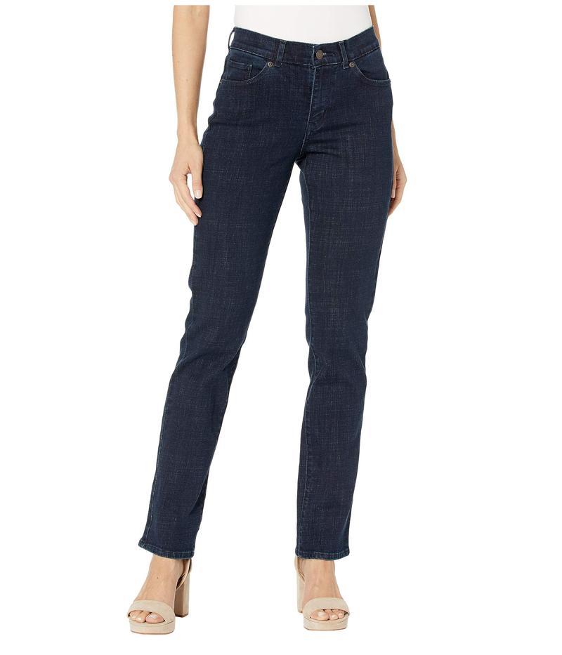 リーバイス レディース デニムパンツ ボトムス Classic Straight Jeans Island Rinse