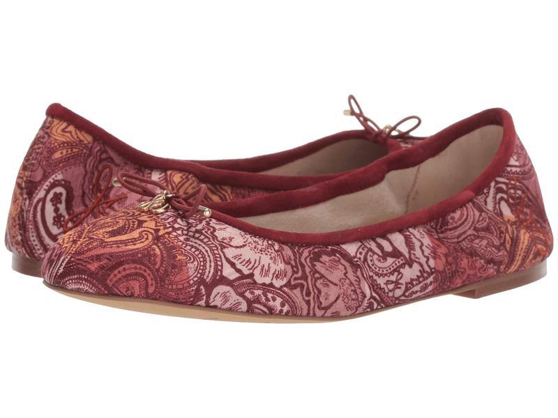 サムエデルマン レディース サンダル シューズ Felicia Spiced Multi Badlands Patchwork Paisley Fabric