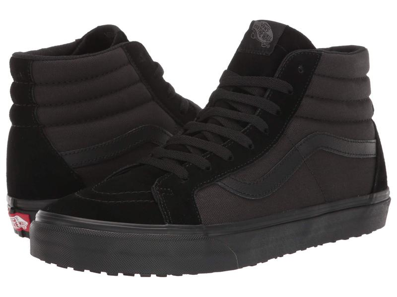 バンズ メンズ スニーカー シューズ Made For The Makers SK8-Hi¢ Reissue UC (Made For The Makers) Black/Black/Black