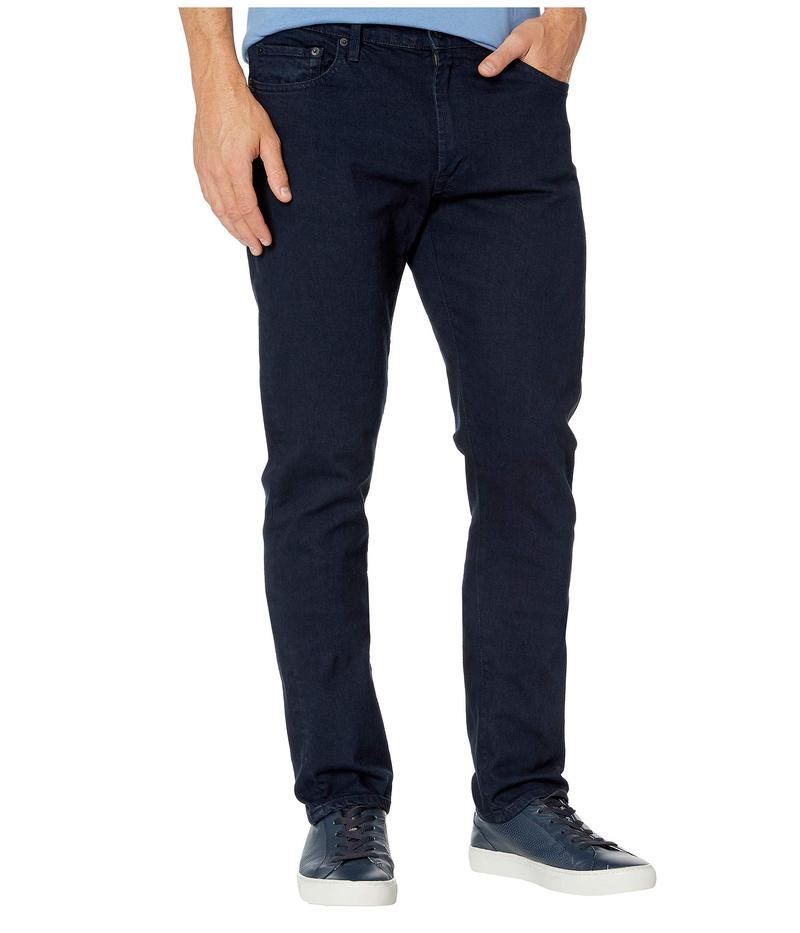 アレン エドモンズ メンズ デニムパンツ ボトムス Walker Slim Straight Jeans in Dark Rinse Dark Rinse