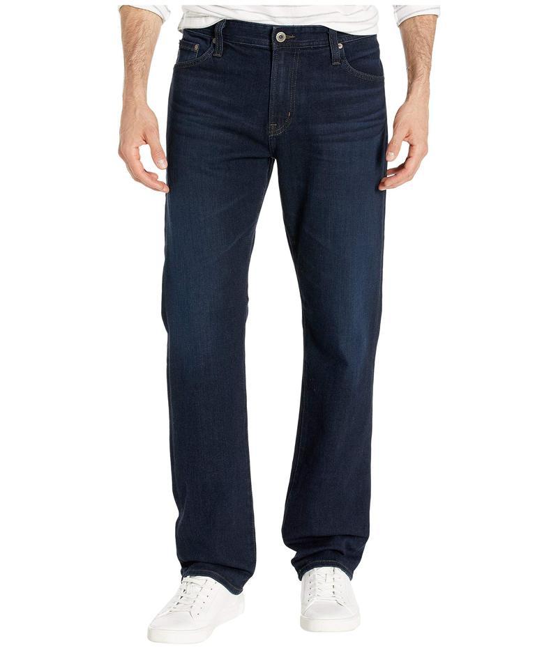 エージー アドリアーノゴールドシュミット メンズ デニムパンツ ボトムス Everett Slim Straight Leg Flex 360 Denim Jeans in Scout Scout