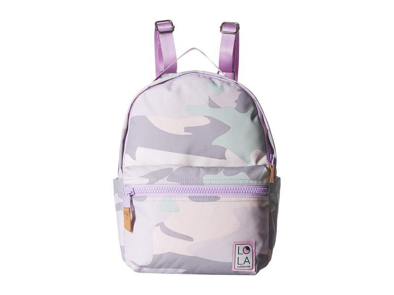 ローラ レディース バックパック・リュックサック バッグ Starchild Medium Backpack Pastel Camo
