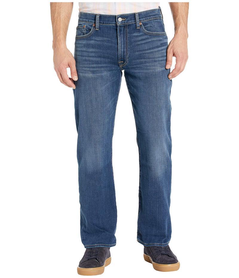 ラッキーブランド メンズ デニムパンツ ボトムス 363 Vintage Straight Jeans in Heron Isle Heron Isle