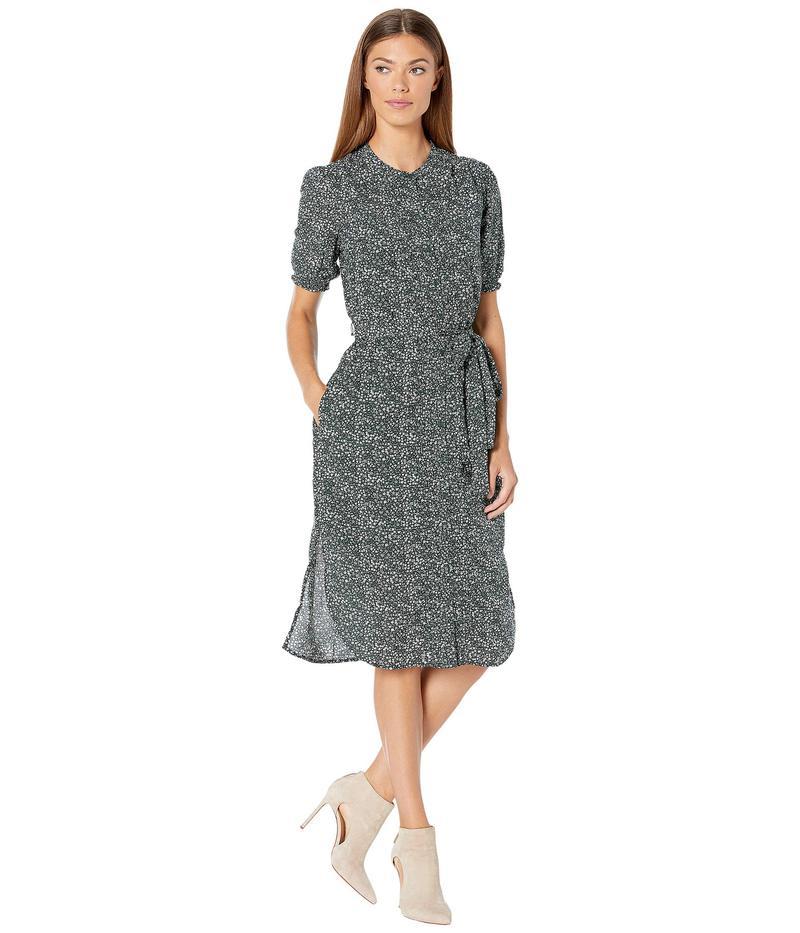 ラッキーブランド レディース ワンピース トップス Dakota Dress Green Multi