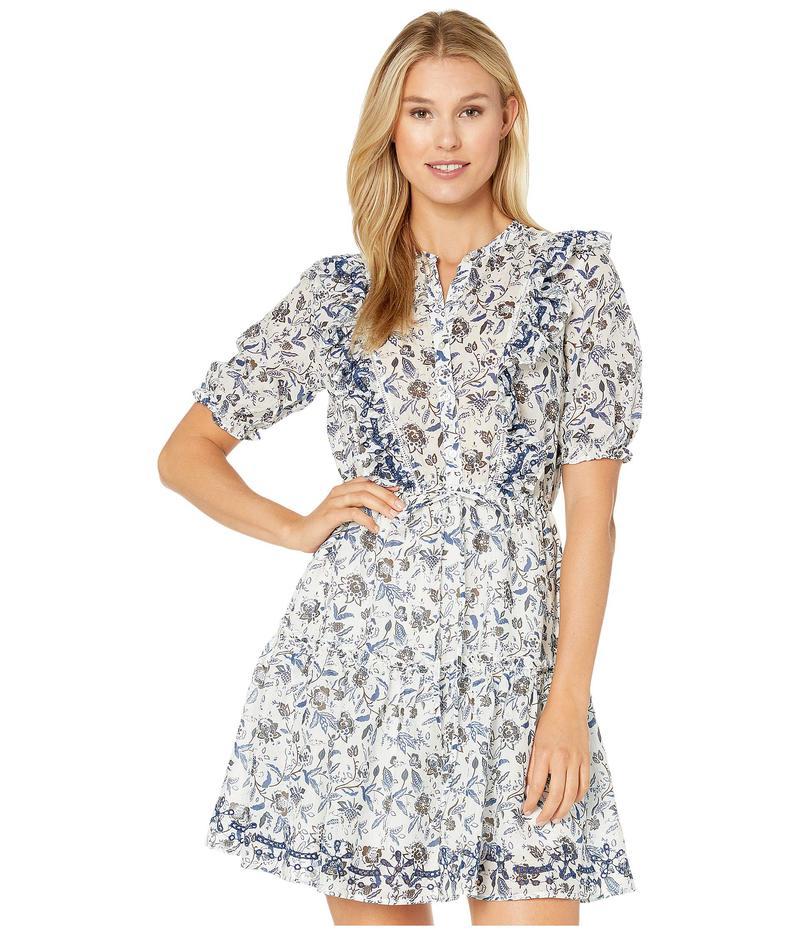 ラッキーブランド レディース ワンピース トップス Victoria Dress Natural Multi