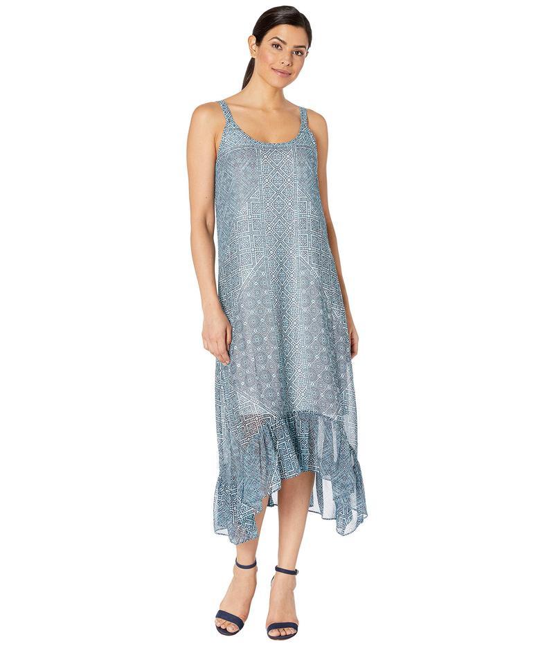 ニックプラスゾーイ レディース ワンピース トップス Santorini Tiles Dress Multi